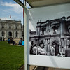 1973 Bombing Photo & Restored La Moneda-Santiago