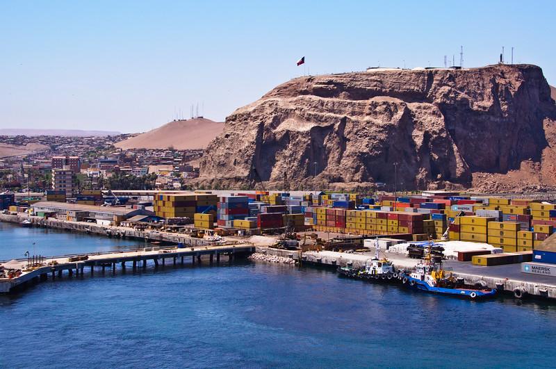 El Morro, Arica, Chile