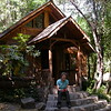 Cl 0055 ons huisje in Cascada de las Animas
