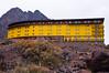 Portillo Ski Resort, in Chilean Andes