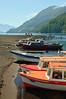 Lake Esmeralda AKA Todos los Santos Lake, Chile