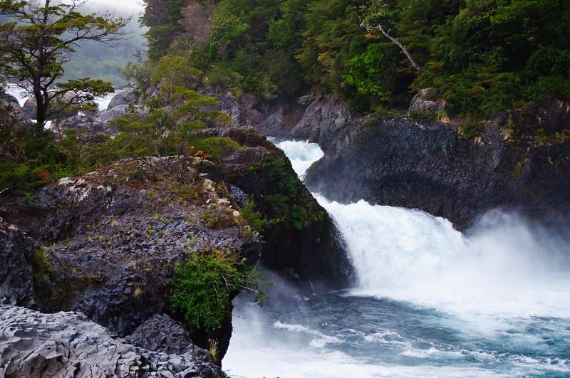 Petrohue Falls, Chile