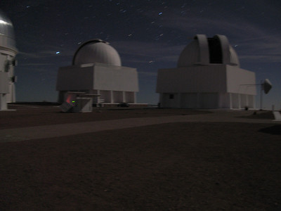 Telescopes by star light