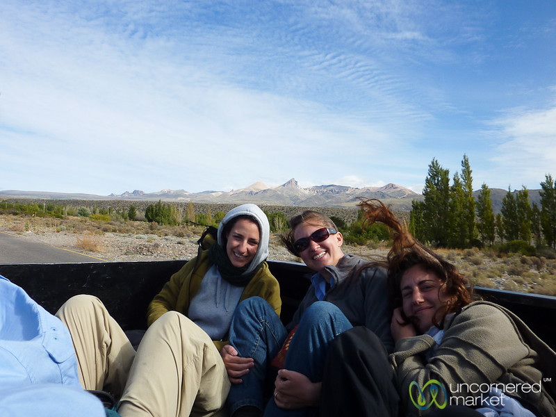 Hitchhiking Across the Border from Argentina to Chile