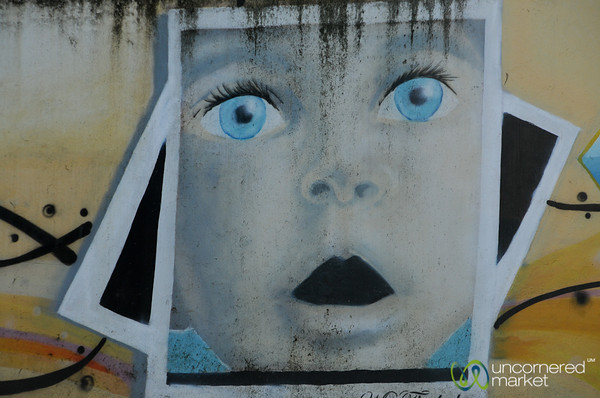 Street Art on Chiloe Island - Chile
