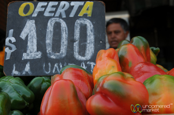 Peppers on Offer - Santiago, Chile