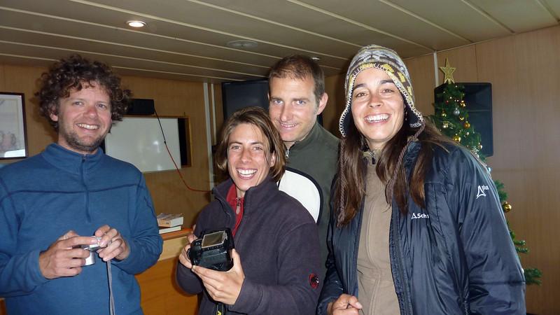 cruise passageners Puerto Natales to Puerto Montt