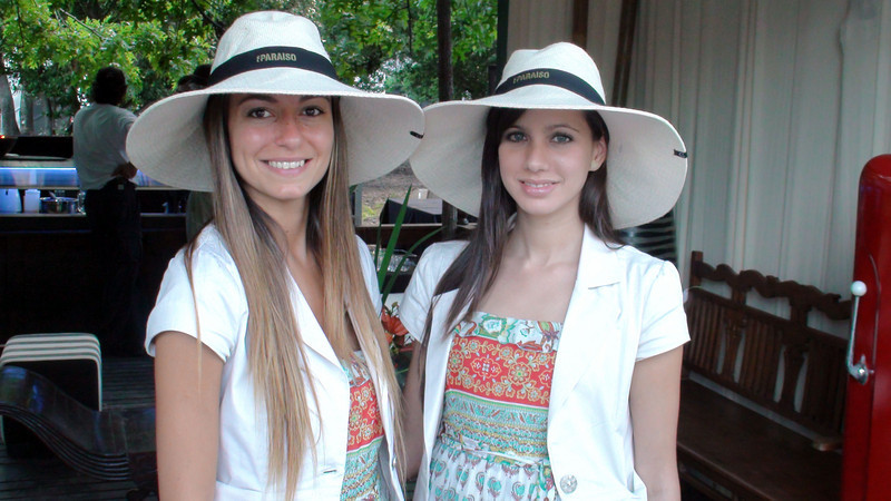 polo girls in Buenos Aires