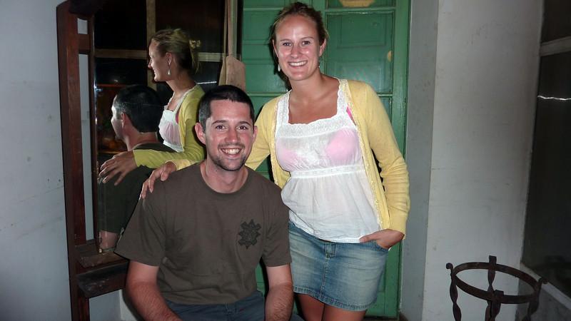Great British couple, Mendoza
