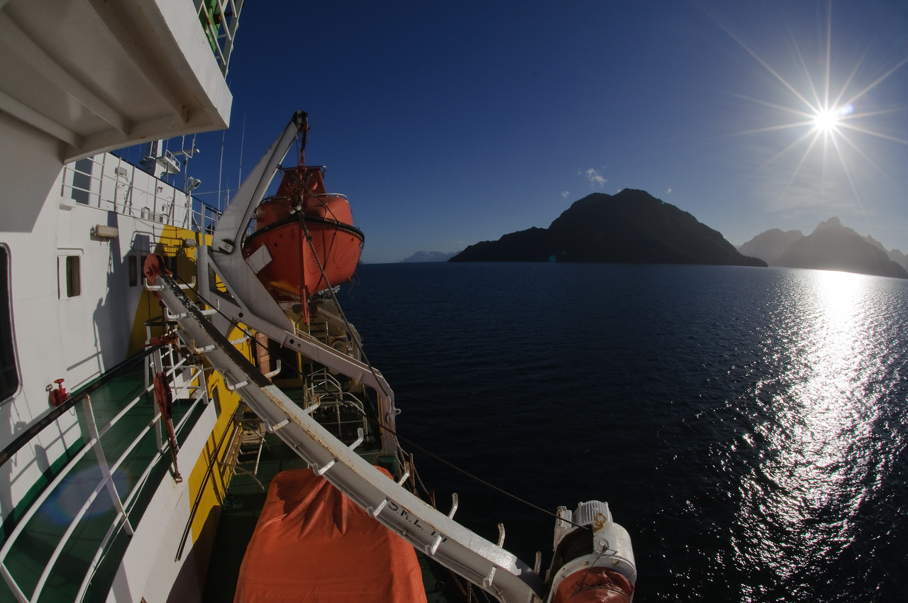 Ferry Starboard