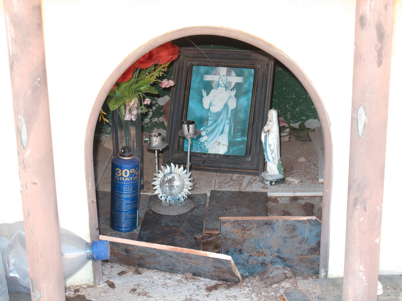 Roadsite Shrine