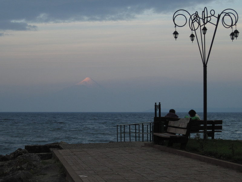 Volcan Osorno -Puerto Varas