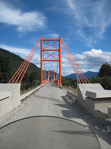 Carretera Austral - New Bridge