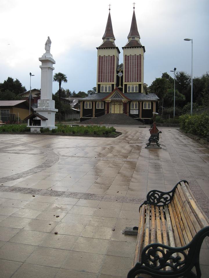Panguipulli Church