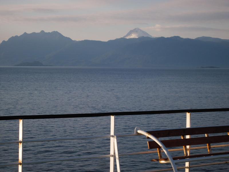 Chile Valcano