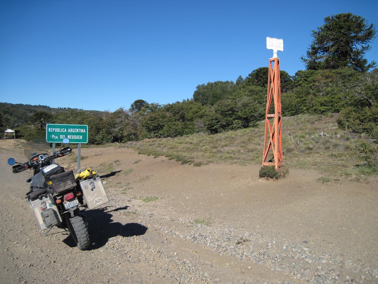 Chilean – Argentinean Border