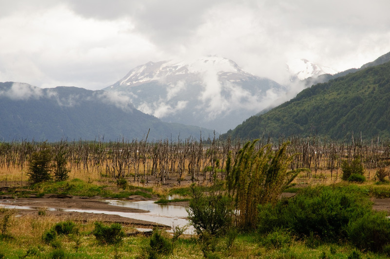 Lago General Carrera Valley