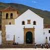 building in Villa de Leyva plaza copy