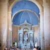 inside Iglesia de Santo Domingo