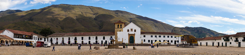 Villa de Leyva Plaza copy