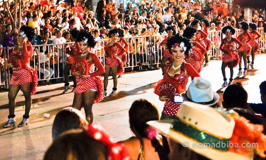 Negritas at La Guacherna 2013, Barranquilla Colombia