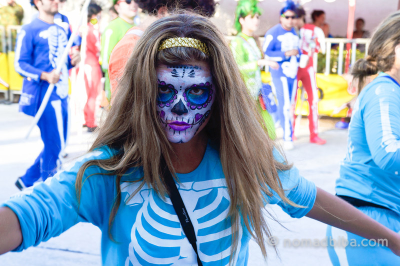 Death Girl at Gran Parada 2013