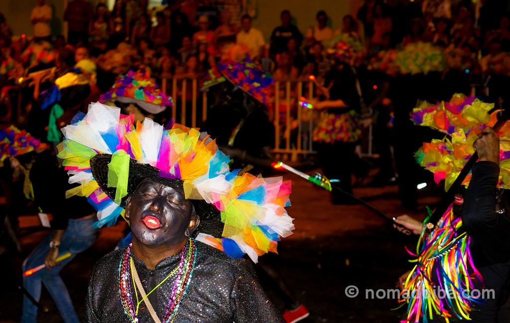La Guacherna 2013, Barranquilla (Colombia)