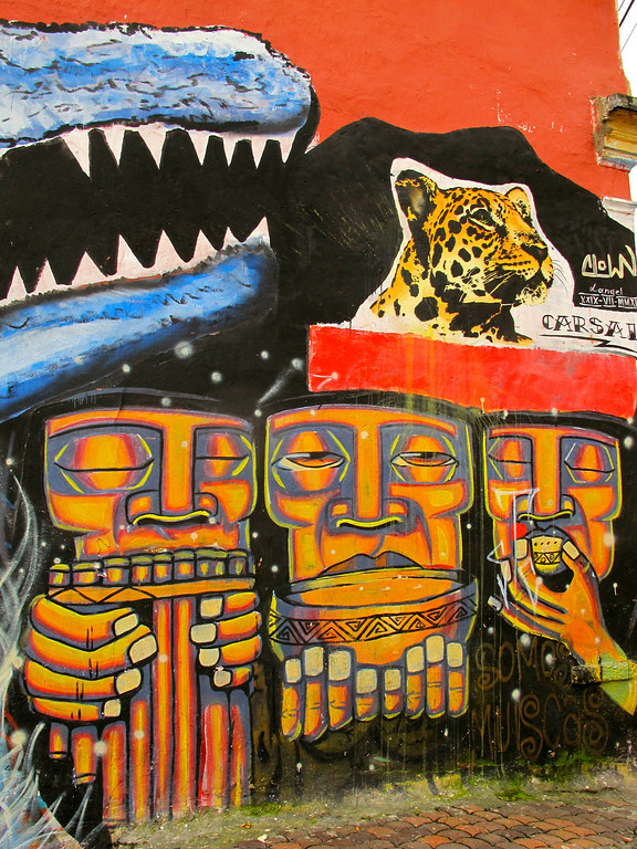 "For the more, check out my post: <a href=""http://www.nomadbiba.com/wp/2012/04/bogota-street-art-ii/"">Bogotá – Street Art II</a>"