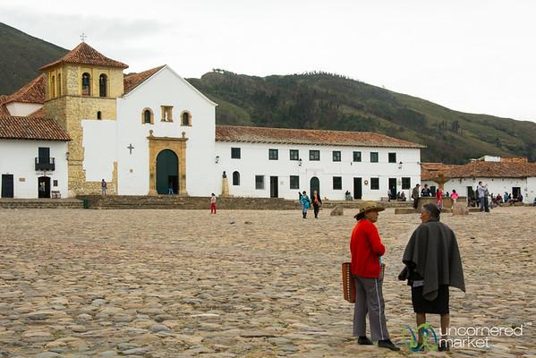 Villa de Leyva Main Square - Colombia