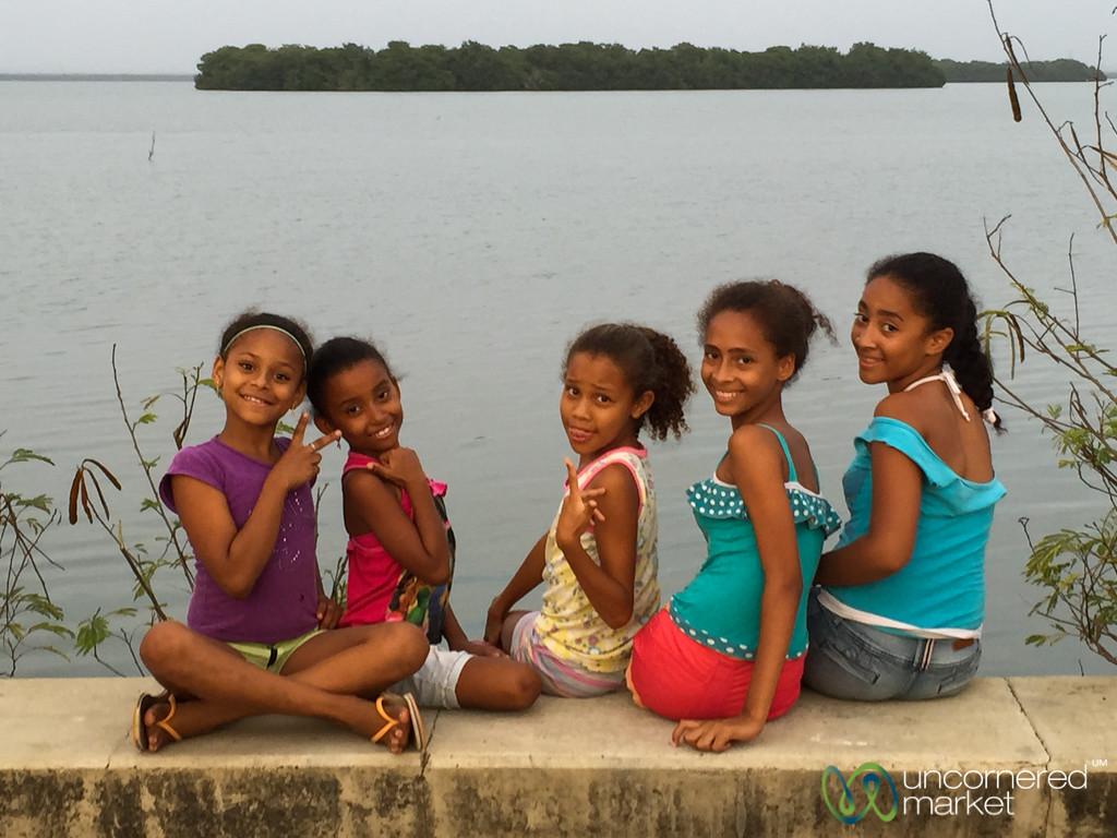Kids of San Francisco Barrio - Cartagena, Colombia