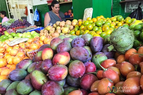 San Gil Market Scene - Bogota