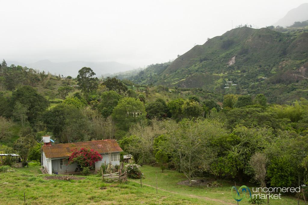 Country Home Near Choachí, Colombia