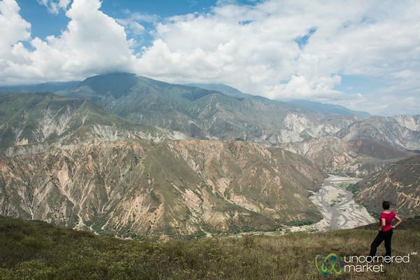 Chicamocha Canyon Views - Colombia