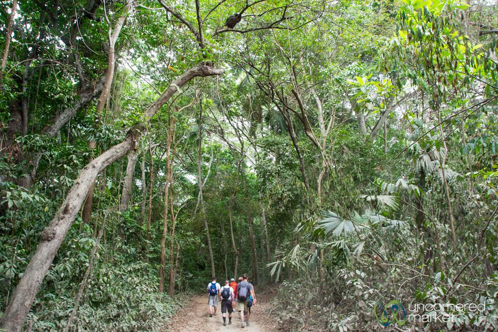 Trekking Through Tayrona National Park - Colombia