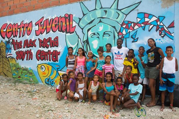 Alex Rocha Youth Center - San Francisco Barrio, Cartagena, Colombia