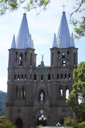 Basílica de la Inmaculada Concepción. July 2017