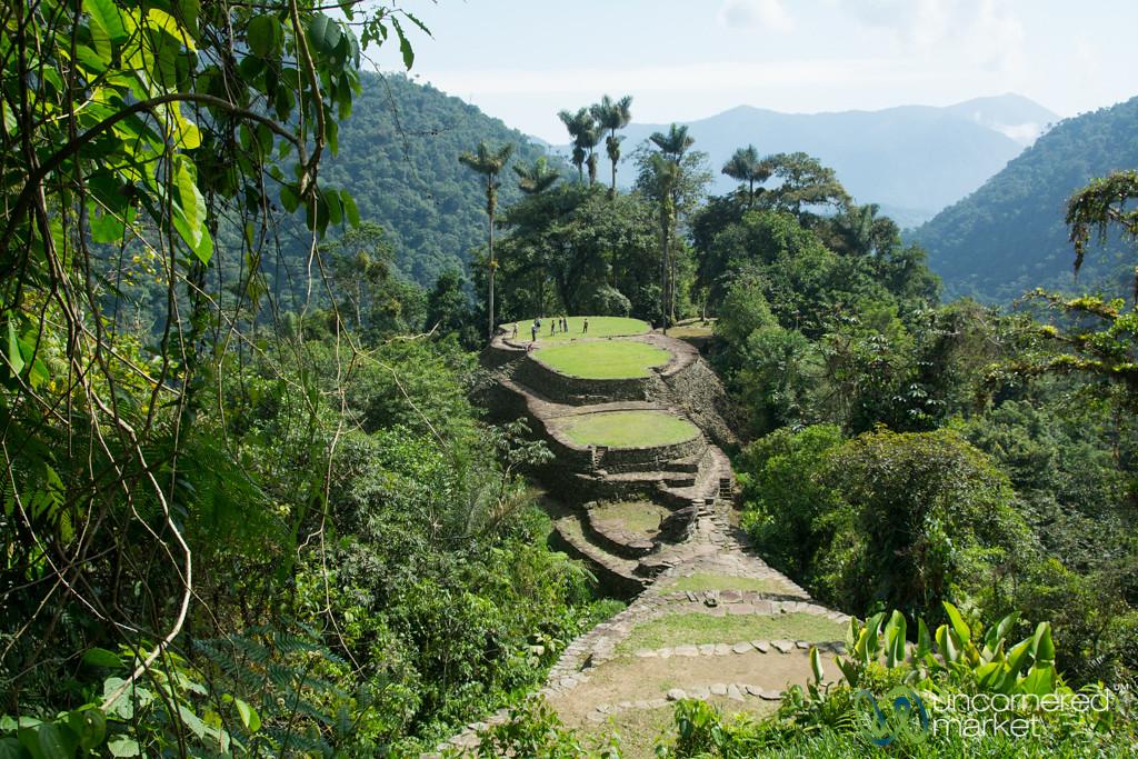 Teyuna, Lost City - Colombia