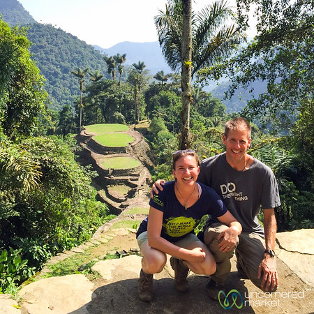 Making it to the Lost City! Colombia