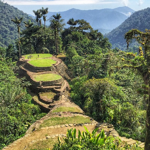 Lost  City Trek, Colombia