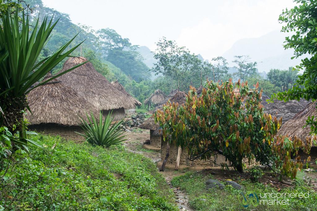 Kogi Village, Lost City Trek - Colombia