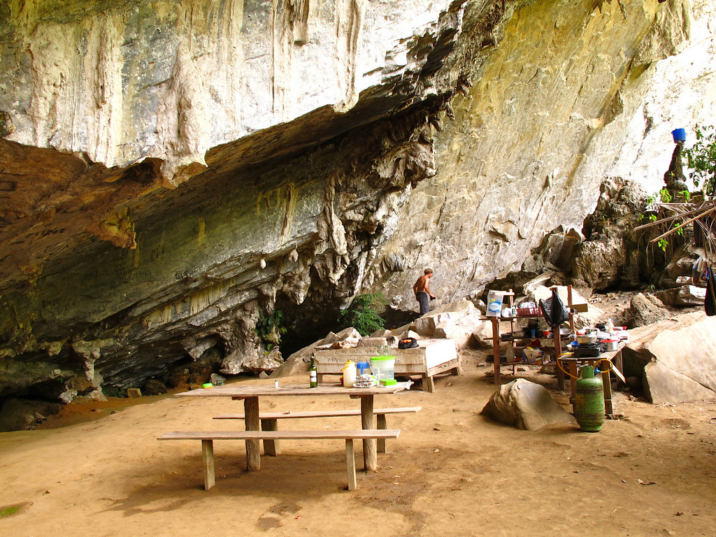 """Camping area at climbing zone For the story, check out: <a href=""""http://www.nomadbiba.com/wp/2011/06/maceo-searching-for-climbing-off-the-beaten-path/""""> Maceo – Searching For Climbing Off The Beaten Path</a>"""