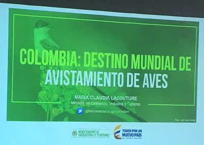 Olivier's Colombia trip 12/16