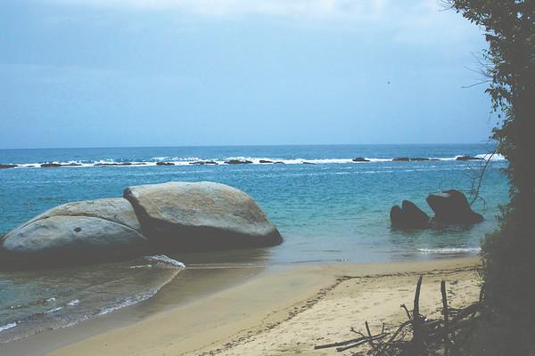 Playa La Piscina. June 2017