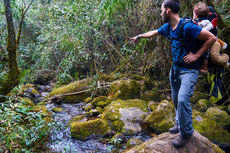 Hike to Laguna de Iguaque in Colombia