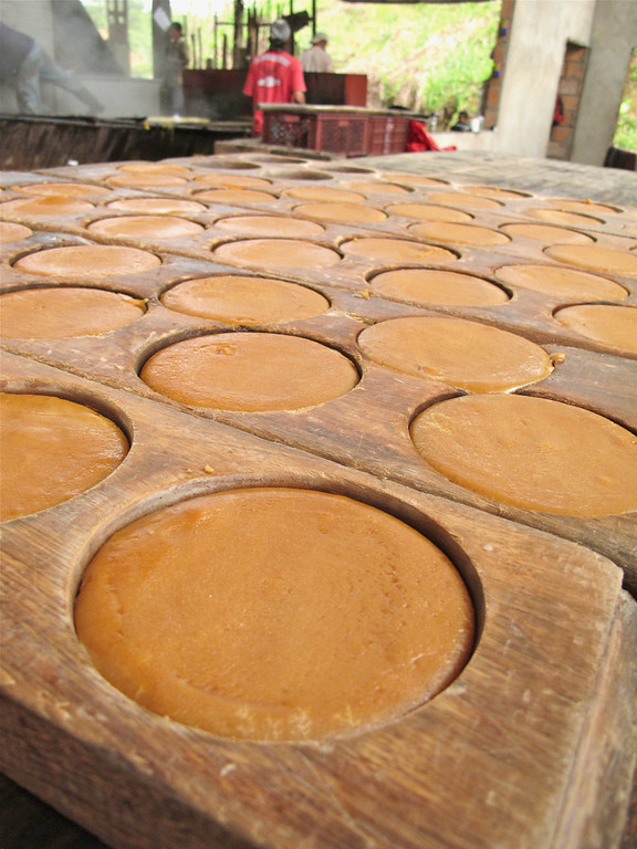 """Panela For the full story, check out: <a href=""""http://www.nomadbiba.com/wp/2011/06/panela-the-purest-sweetness-from-the-cane/""""> Panela – The Purest Sweetness From The Cane</a>"""
