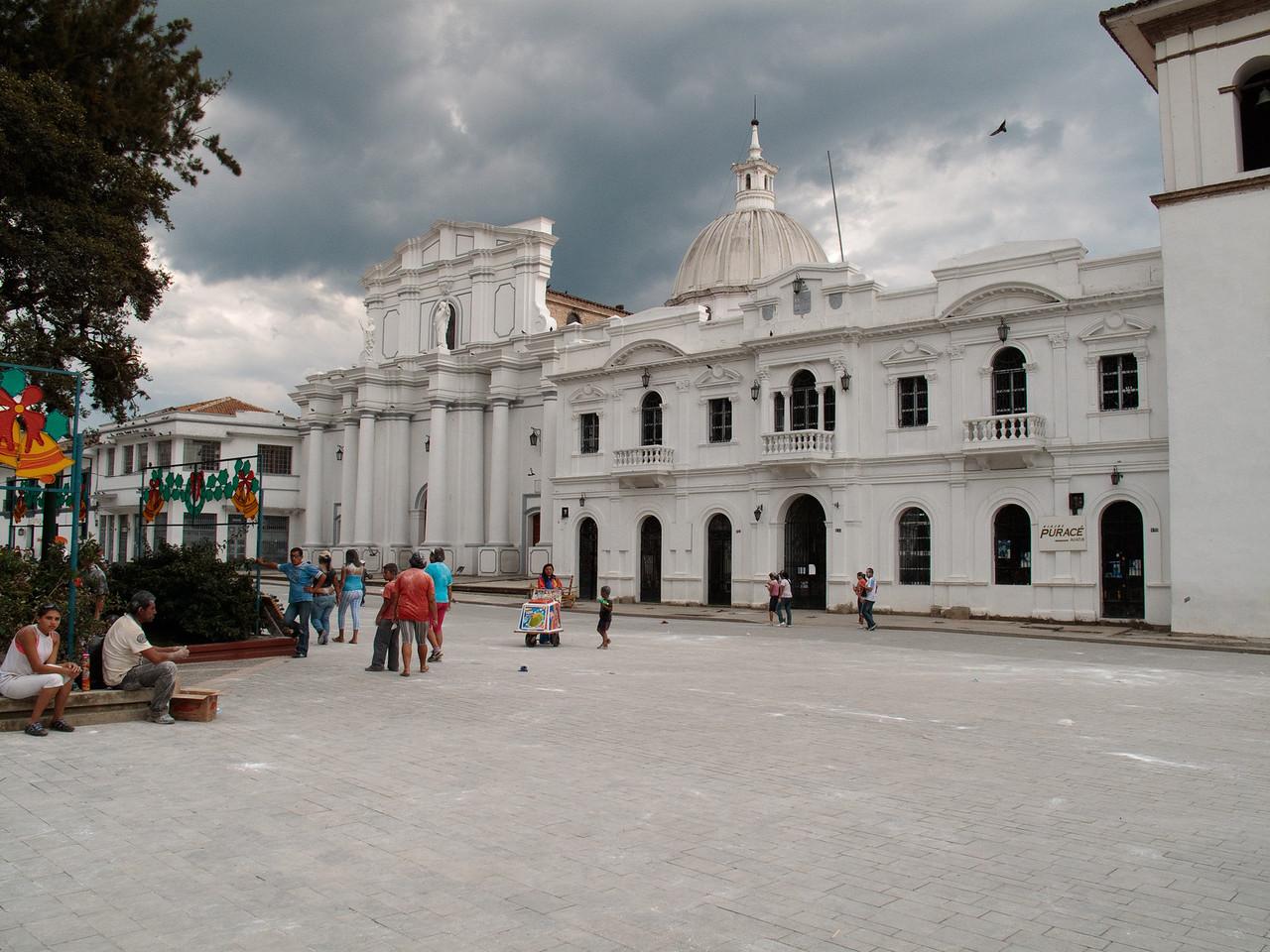 Popayan Center