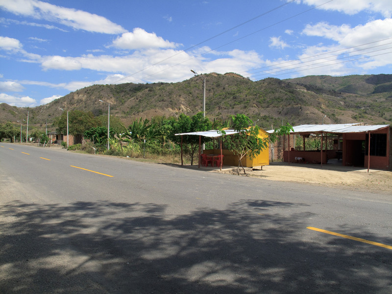 Road to Ecuador