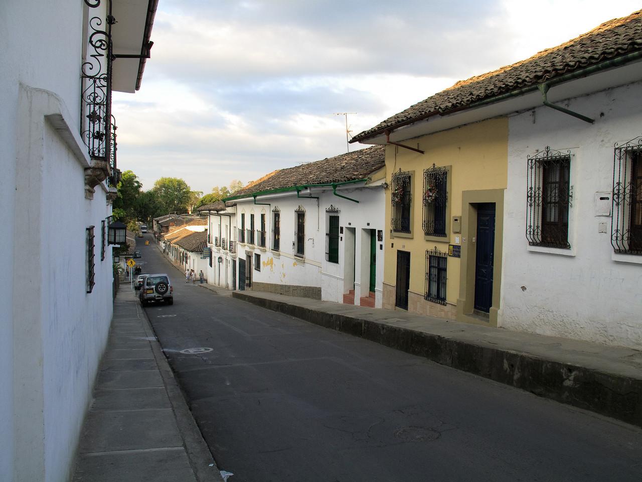 Popayan Calle