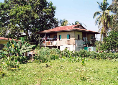 House at Cahuita