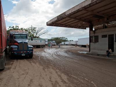Nicaragua Border